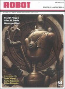 Radiospeed.it Robot. Rivista di fantascienza (2011). Vol. 64 Image