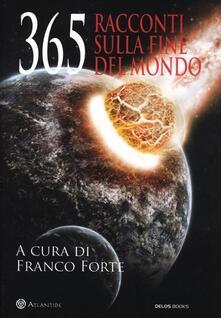 365 racconti sulla fine del mondo - copertina