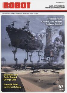 Vitalitart.it Robot. Rivista di fantascienza (2012). Vol. 67 Image