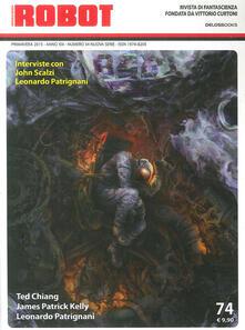 Antondemarirreguera.es Robot. Rivista di fantascienza (2015). Vol. 74 Image
