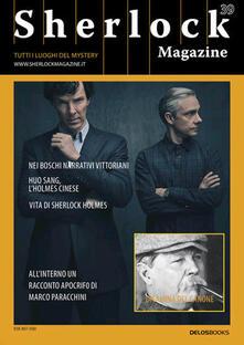 Warholgenova.it Sherlock Magazine. Tutti i luoghi del mystery. Vol. 39 Image