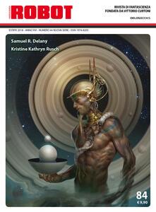 Listadelpopolo.it Robot. Rivista di fantascienza (2018). Vol. 84 Image
