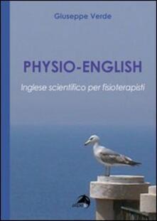 Vitalitart.it Physio-english. Inglese scientifico per fisioterapisti Image