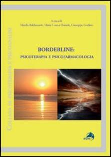 Osteriacasadimare.it Borderline. Psicoterapia e psicofarmacologia Image
