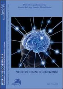 Cocktaillab.it Idee in psicoterapia. Vol. 5: Neuroscienze ed emozioni. Image