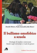 Il bullismo omofobico a scuola. Strategie di analisi e intervento basate sugli stereotipi e i ruoli di genere