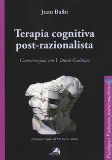 Winniearcher.com Terapia cognitiva post-razionalista. Conversazioni con Vittorio Guidano Image