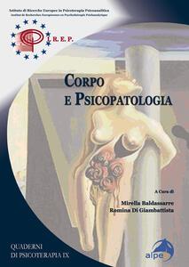 Corpo e psicopatologia