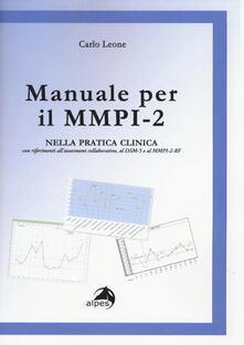 Winniearcher.com Manuale per il MMPI-2. Nella pratica clinica con riferimenti all'assessment collaborativo, al DSM e al MMPI-2-RF Image