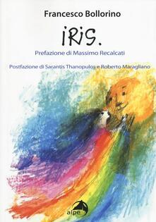 Iris - Francesco Bollorino - copertina