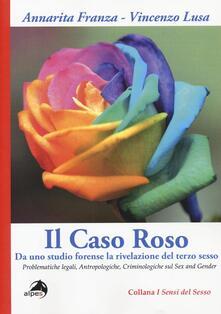 Filmarelalterita.it Il caso Roso. Da uno studio forense la rivelazione del terzo sesso. Problematiche legali, antropologiche, criminologiche sul sex and gender Image
