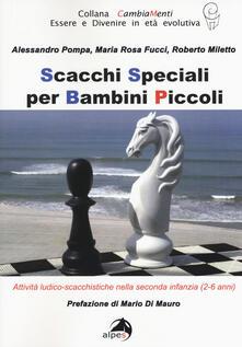 Voluntariadobaleares2014.es Scacchi speciali per bambini piccoli. Attività ludico-scacchistiche nella seconda infanzia (2-6 anni) Image