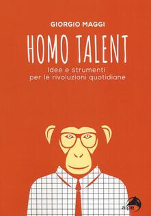 Voluntariadobaleares2014.es Homo talent. Idee e strumenti per le rivoluzioni quotidiane Image