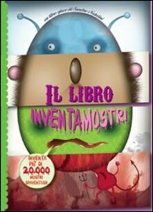 Il libro inventamostri - Sandro Natalini - copertina