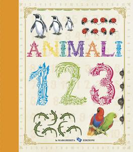 Animali. 123
