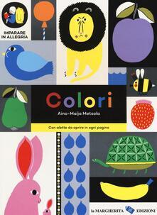 Grandtoureventi.it Colori. Imparare in allegria Image