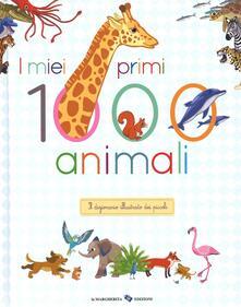 Antondemarirreguera.es I miei primi 1000 animali. Il dizionario illustrato dei piccoli Image