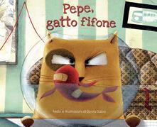Pepe, gatto fifone. Ediz. a colori.pdf