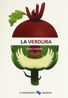 Amatigota.it La verdura. Ediz. a colori Image