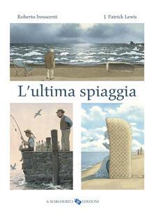 L' ultima spiaggia - Patrick J. Lewis - copertina