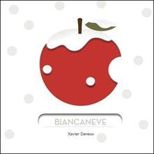 Biancaneve - Xavier Deneux - copertina