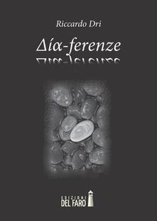 Dia-ferenze - Riccardo Dri - copertina