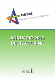 Annuario del factoring 2015