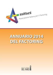 Annuario del factoring 2014