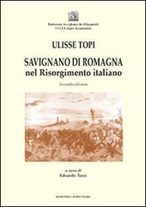 Savignano di Romagna nel Risorgimento italiano