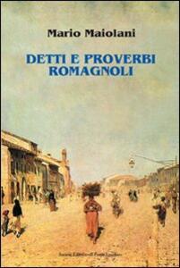 Detti e proverbi romagnoli