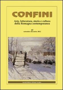 Criticalwinenotav.it Confini. Arte, letteratura, storia e cultura della Romagna antica e contemporanea. Vol. 42 Image