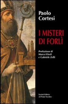 I misteri di Forlì - Paolo Cortesi - copertina
