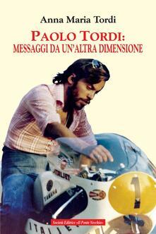 Squillogame.it Paolo Tordi: messaggi da un'altra dimensione Image
