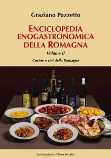 Milanospringparade.it Enciclopedia gastronomica della Romagna. Vol. 2: Cucine e vini della Romagna. Image