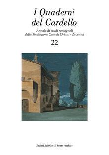 Nordestcaffeisola.it I quaderni del Cardello. Vol. 22 Image