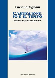 Steamcon.it Castiglione, io e il tempo. Perché non sono una formica? Image