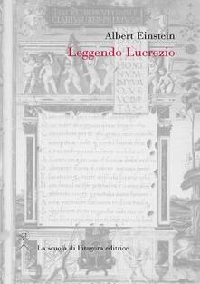 Amatigota.it Leggendo Lucrezio. Ediz. italiana e tedesca Image