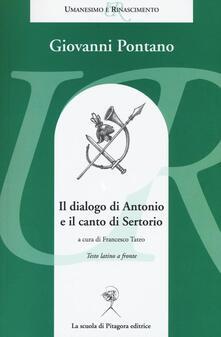 Il dialogo di Antonio e il canto di Sertorio. Testo latino a fronte.pdf