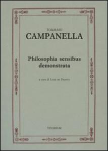 Philosophia sensibus demonstrata