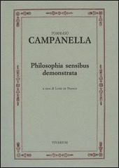 Philosophia sensibus demonstrata. Testo latino a fronte