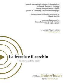 Radiospeed.it La freccia e il cerchio. Ediz. italiana e inglese. Vol. 7: Illusione/Indizio. Image