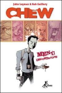 Menù degustazione. Chew. Vol. 1