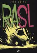 Libro Rasl. Vol. 1 Jeff Smith