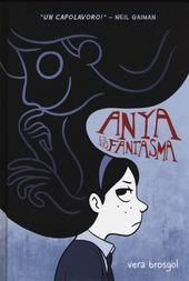 Copertina  Anya e il suo fantasma