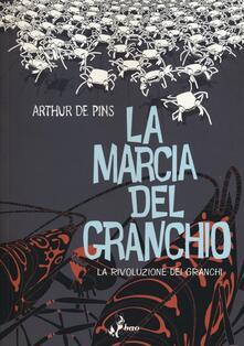 Grandtoureventi.it La rivoluzione dei granchi. La marcia del granchio. Vol. 3 Image