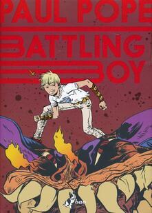 Secchiarapita.it Battling boy. Vol. 1 Image