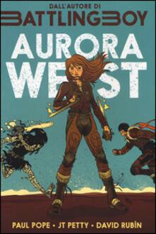 Antondemarirreguera.es Aurora West. Vol. 1 Image