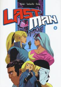 Last man. Con adesivi. Vol. 4