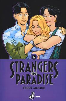 Fondazionesergioperlamusica.it Strangers in paradise. Vol. 6 Image