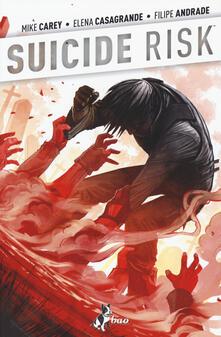 Rallydeicolliscaligeri.it Jericho. Suicide Risk. Vol. 4 Image